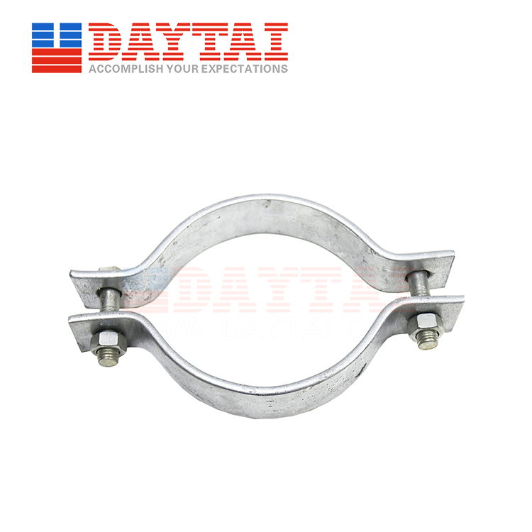 Cable Telegraph Pole Clamp-(DTLF-HOOP-2LM-xxMM)