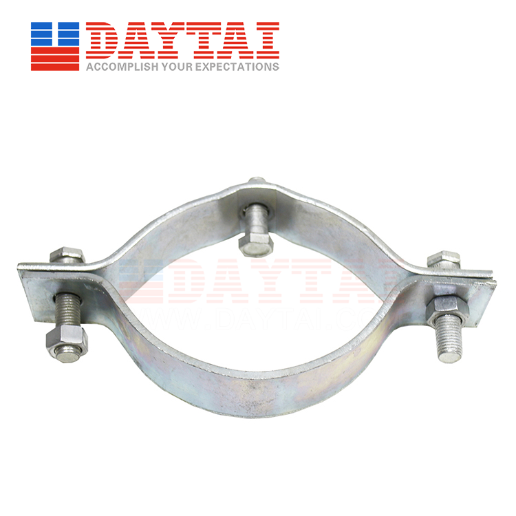 Cable Telegraph Pole Clamp-(DTLF-HOOP-3LM-xxMM)
