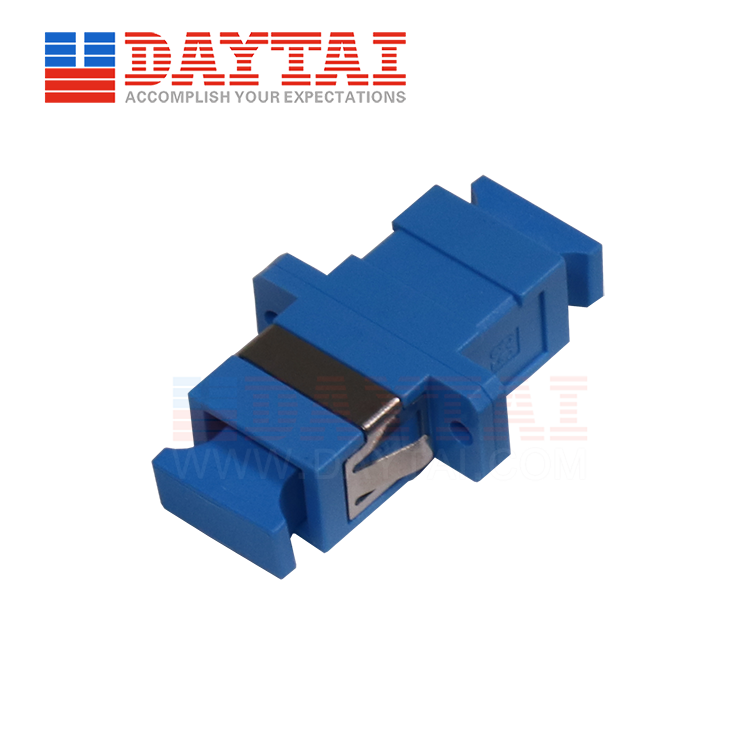 SC/UPC-SM-SX-Fiber Optic Adapter-With Flange