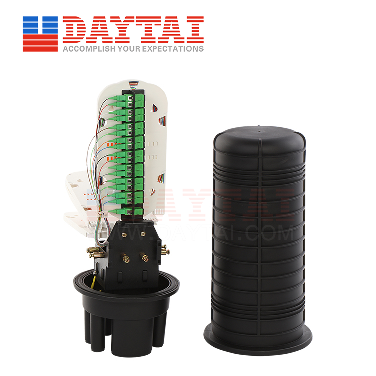 7 inlet/Outlet 144Core Dome Closure (DT-DC97-RSA)