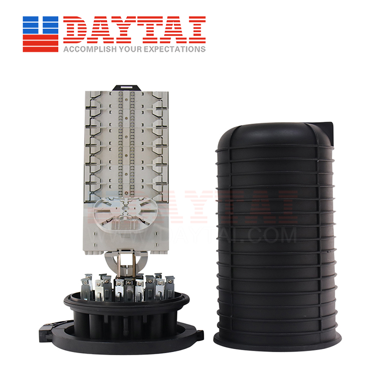 17 inlet/Outlet 576Core Dome Closure (DT-DC917-RSB)