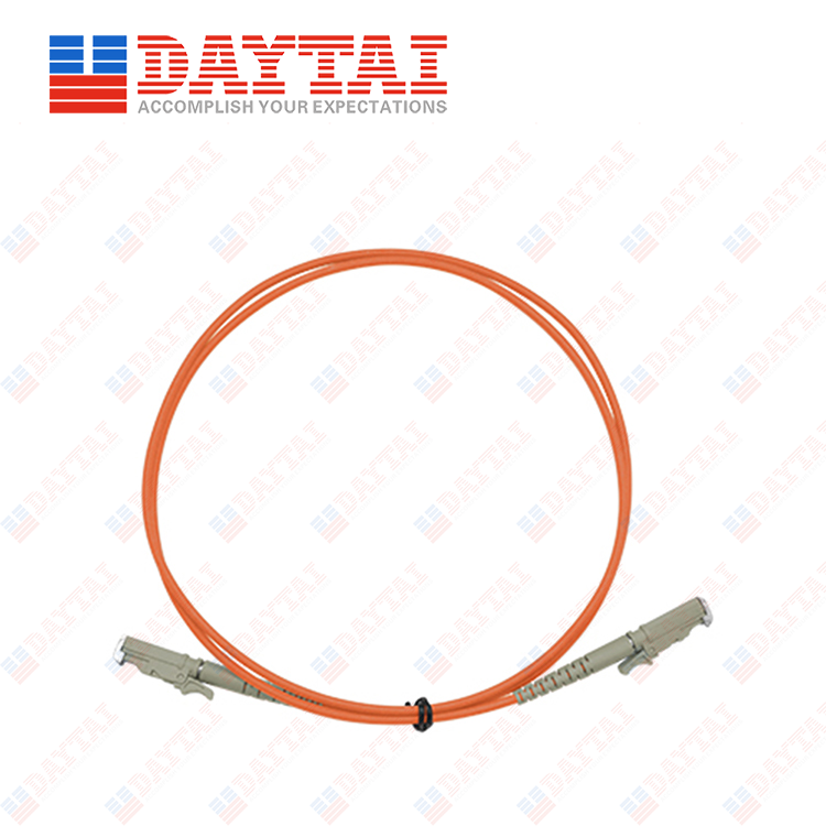 E2000 MM OM2 Patch Cord
