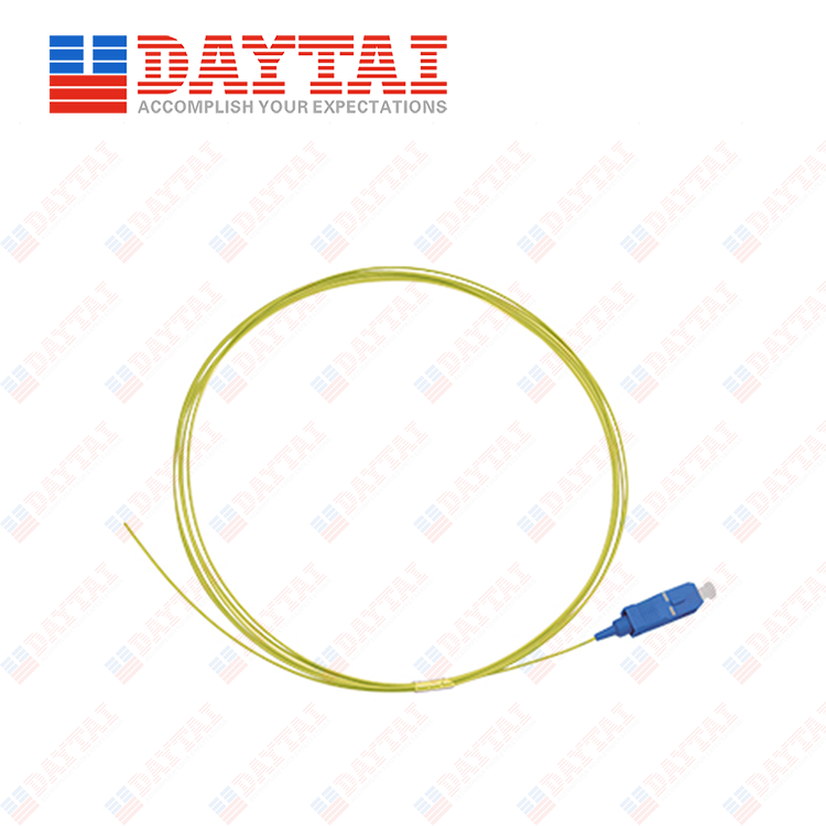 SC/UPC Fiber Optic Pigtail
