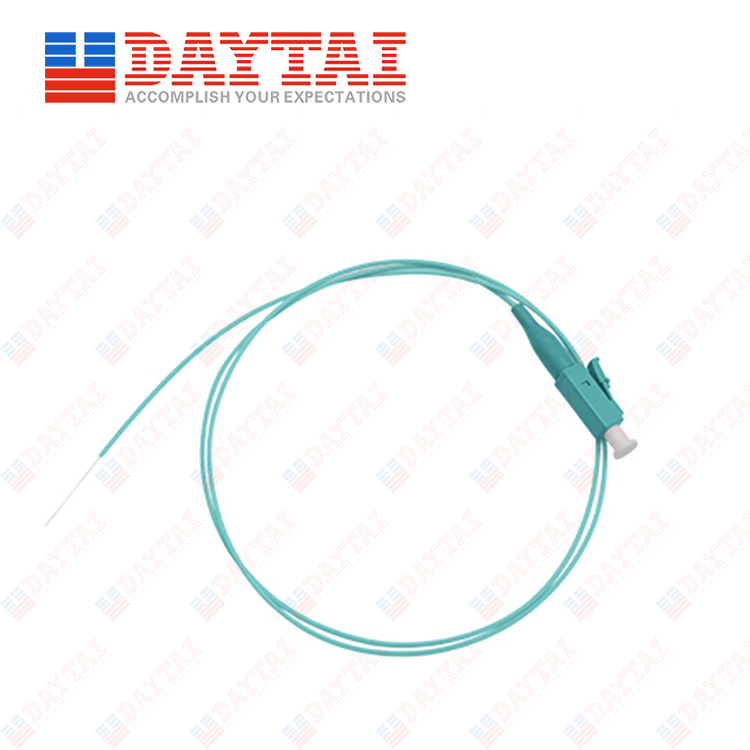 LC MM OM3 Fiber Optic Pigtail