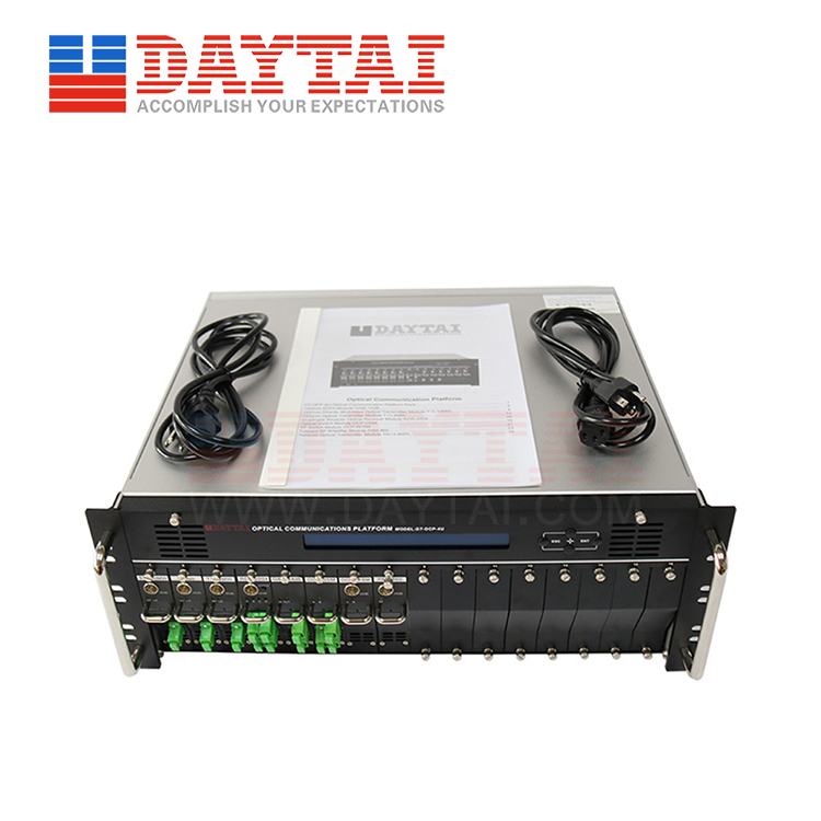 Optical Communication Platform (DT-OCP-4U)
