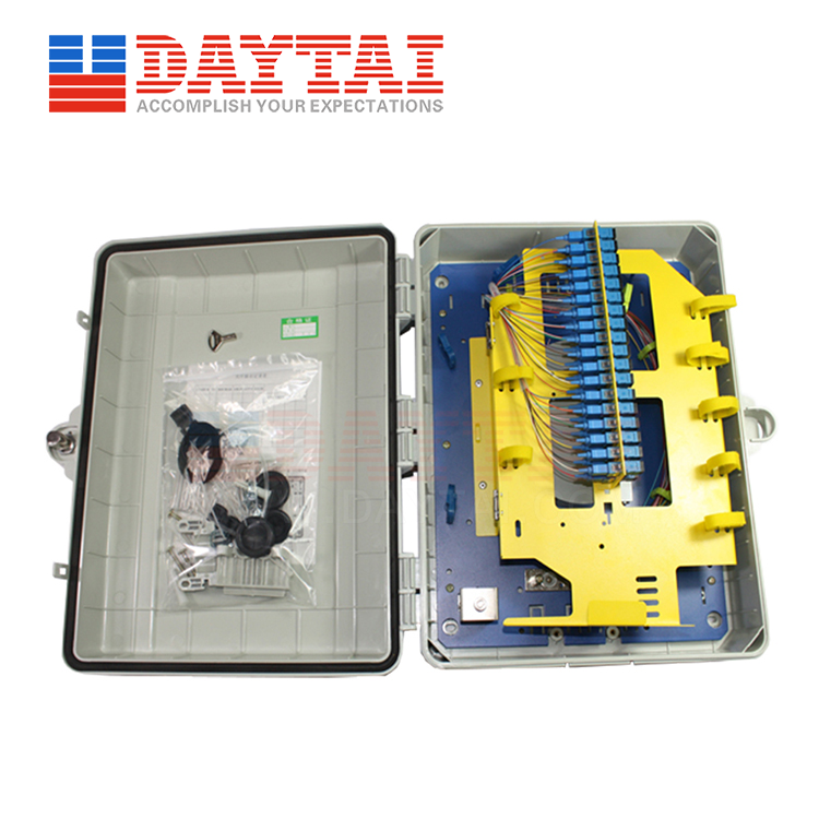 36 Core Optical Distrbution Box (DT-FDB-4036)