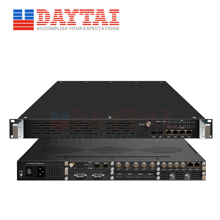 DTV Head-end Processor (DT-HP-700)
