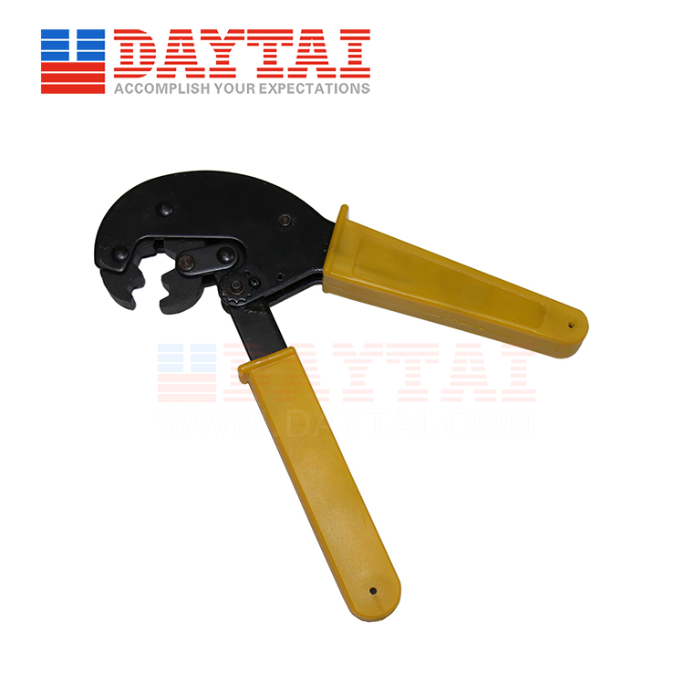 Crimp Tool for RG59,RG6,RG11 F Connector (DT-TCT-324)