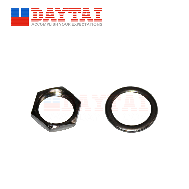 Nut and Washer For F81 Adapter